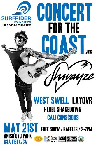 17th Annual Concert For The Coast